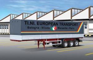 【送料無料】模型車 モデルカー スポーツカー クラシックキャンバストレーラーキットclassic canvas trailer kit 124 italeri it3908