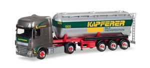 【送料無料】模型車 モデルカー スポーツカー トラックチップサイロherpa lkw daf 106 xf aerop ssc kippsilosz kapferer 308076