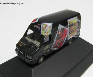 【送料無料】模型車 モデルカー スポーツカー ブッシュギャレリアbusch galleria iveco daily
