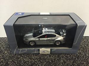 【送料無料】模型車 モデルカー スポーツカー プジョーシルエットコンセプトカージュネーブpeugeot 407 silhouette concept car genve 2004 143 norev