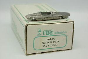 【送料無料】模型車 モデルカー スポーツカー キットモンターフェラーリディノモナコfds kit monter 143 ferrari dino 156 f1 n21 monaco gp 1963
