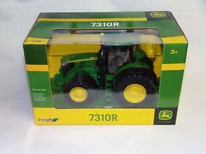 【送料無料】模型車 モデルカー スポーツカー ジョンディアボイラトターbritains john deere 7310r 4wd tractor 132 43088a1 amp; boxed