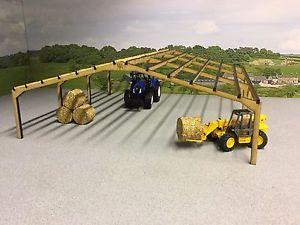 【送料無料】模型車 モデルカー スポーツカー メイソンファームネイバーmasons attic shed 3psb 132 scale farm building, barn