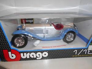 【送料無料】模型車 モデルカー スポーツカー アルファロメオスパイダーツーリングbbu12063 by bburago alfa romeo 8c 2300 spider touring 1932 118