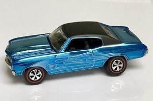 【送料無料】模型車 モデルカー スポーツカー ホットホイールオープニングフード#ミントhot wheels redline rlc blue 70 chevelle ss opening hood 17511,000 mint