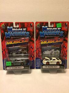 【送料無料】模型車 モデルカー スポーツカー 2 t03 マシンチューナーマツダバージョンmuscle 164 machines tuners 97 mazda rx7 t03 50 t03 56 164 2 versions rare, COZY:e5ed9733 --- sunward.msk.ru