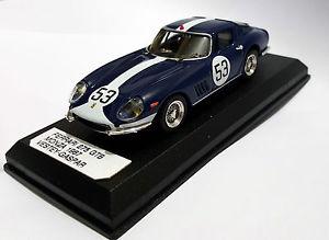 【送料無料】模型車 モデルカー スポーツカー フェラーリモンツァベストモデルferrari 275 gtb n53 monza 1967 vestey gaspar best model 143