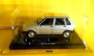【送料無料】模型車 モデルカー スポーツカー 1983 モデルカーフィアットウノdie cast 124 124 modellino auto モデルカー fiat uno 55 s 1983 fabbri editore, 富士屋ホテル倶楽部:521259ad --- sunward.msk.ru