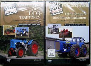 【送料無料】模型車 モデルカー スポーツカー イメージトタートター2 x weltbild dvd, ddr traktoren sonder importtraktoren neu ovp folie