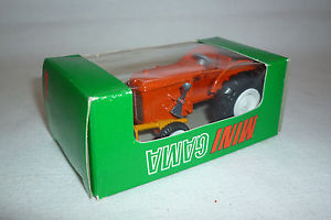 【送料無料】模型車 モデルカー スポーツカー ガマミニビンテージメタルモデルフィアットトターガマgama mini  vintage metallmodell 934 fiat traktor ovp gama 54