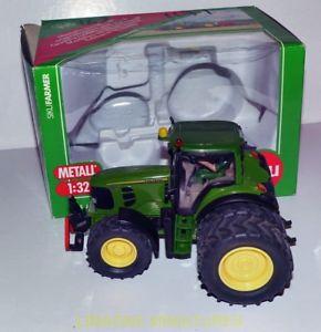 【送料無料】模型車 モデルカー スポーツカー ジョンディアsiku tracteur john deere 7430 prenium v95