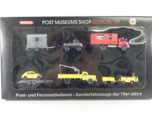 【送料無料】模型車 モデルカー スポーツカー ショップエディションwiking 80 03 post museums shop edition 1999 w552