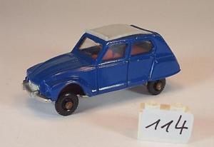 【送料無料】模型車 モデルカー スポーツカー ベストボックスシトロエンセダン#best box ca 166 nr 2521 citroen dyane limousine blau 114