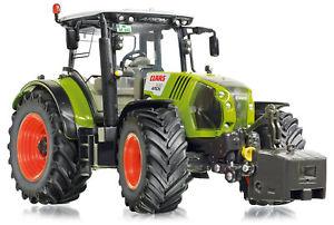 【送料無料】模型車 モデルカー スポーツカー トタートターアリオンwiking 132 077324 traktor schlepper claas arion 640 neu ovp