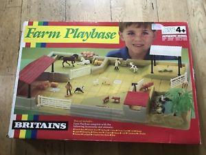 【送料無料 farm】模型車 toys 1979 モデルカー スポーツカー ヴィンテージファームベースファームビルダネイバーvintage 1988 britains farm playbase boxed 1979 farm builder barn etc toys, ピックアップマート:014591ba --- sunward.msk.ru