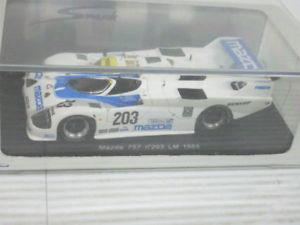 【送料無料】模型車 モデルカー スポーツカー スパークマツダ#ルマンspark 143 mazda 757 203 le mans 1988 s0643