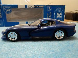 【送料無料】模型車 モデルカー スポーツカー ダッジバイパークーペプロモーションdodge viper gts coup, 125 from brookfield, promo 1994