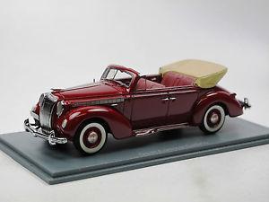 【送料無料】模型車 モデルカー スポーツカー ネオスケールモデルオペルアドミラルカブリオレダークレッドneo scale models 43196 1938 opel admiral cabriolet dunkelrot 143 ovp