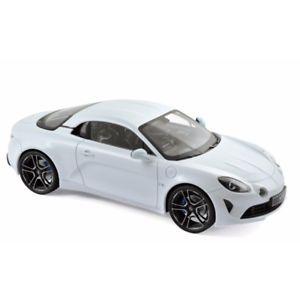【送料無料】模型車 モデルカー スポーツカー アルパインプルミエールホワイトメタリックalpine a110 premire edition 2017 white metallic 118 185144 norev