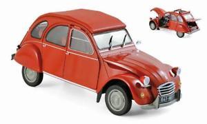 【送料無料】模型車 モデルカー スポーツカー シトロエンリオcitroen 2cv6 1972 rio 118 norev 181495