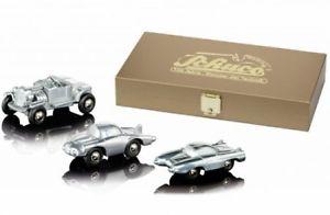 【送料無料】模型車 モデルカー スポーツカー ピッコロpiccolo set 100 jahre schuco