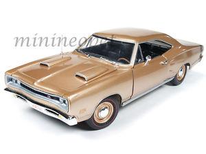 【送料無料】模型車 モデルカー スポーツカー アムダッジコロネットライトブロンズautoworld amm1024 1969 69 dodge coronet rt 50th anniversary 118 light bronze