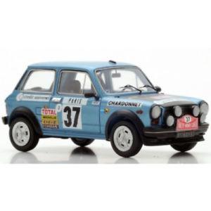 【送料無料】模型車 モデルカー スポーツカー アバルト#ラリーモンテカルロスパークautobianchi a112 abarth 37 rally monte carlo 1977 143 s3640 spark
