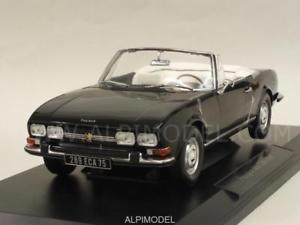 【送料無料】模型車 モデルカー スポーツカー プジョーカブリオレpeugeot 504 cabriolet 1971 118 norev 184784