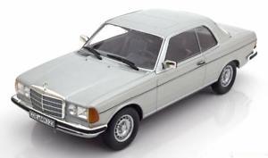【送料無料】模型車 モデルカー スポーツカー メルセデスクーペシルバー118 norev mercedes 280 ce c123 coupe 1980 silver