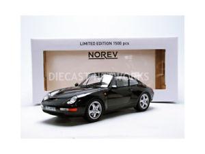 【送料無料】模型車 モデルカー スポーツカー ポルシェカレラneues angebotnorev 118 porsche 911 993 carrera 1995 187590