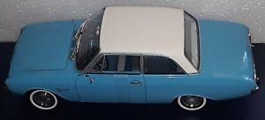 【送料無料】模型車 モデルカー スポーツカー コレクションミニチュアフォードメーカ?collection miniature voiture 118 ford taunus 17m marque neuve sans boite