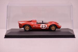 【送料無料】模型車 モデルカー スポーツカー フェラーリデイトナ#アセンブリferrari 330 p4 winner daytona 1967 23 fds 143 montage pro
