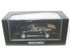 【送料無料】模型車 モデルカー スポーツカー マセラティマセラティインディネロmaserati indy nero 1970 143