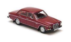 【送料無料】模型車 モデルカー スポーツカー ボルボダークレッドネオスケールvolvo 164 dark red 1969 neo scale 143 43106 ** rare **