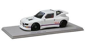【送料無料】模型車 モデルカー スポーツカー ランチアlancia ecv2 white 1988 bizarre 143 bz410 ***