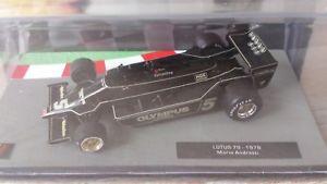 【送料無料】模型車 モデルカー スポーツカー コレクションロータスf1 collection lotus 791978 143
