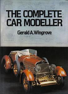 【送料無料】模型車 モデルカー スポーツカー モデラタイヤシャーシボディエンジンスケールcomplete car modeller tyres chassis body paint engine 13 scale plans duesenberg