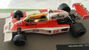 【送料無料】模型車 モデルカー スポーツカー マクラーレンネットワークネットワークグランプリイタリアmclaren m23bgiacomelliixo altayagp italia 1977 convertion 143