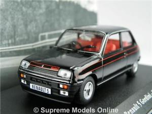 【送料無料】模型車 モデルカー スポーツカー ルノーカーモデルサイズネットワークアトラススポーツ