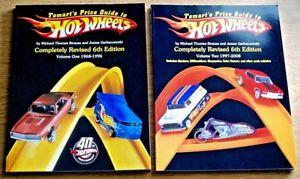 【送料無料】模型車 モデルカー スポーツカー ガイドホットホイールボリュームtomarts guide to hot wheels 6th edition, volumes i amp; ii