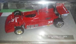 【送料無料】模型車 モデルカー スポーツカー コレクションアルファロメオf1 collection alfaromeo 177 197943