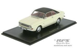【送料無料】模型車 モデルカー スポーツカー フォードネオford taunus p6 15m baujahr 1968 weiss schwarz 143 neo 43333
