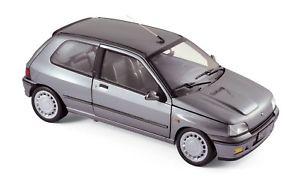 【送料無料】模型車 モデルカー スポーツカー ルノークリオrenault clio 16s 1991 118 norev neu amp; ovp 185234