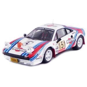 【送料無料】模型車 モデルカー スポーツカー フェラーリ#ツールドコルスベストモデルferrari 308 gtb gr 4 151 tour de corse 2011 143 9707 best model