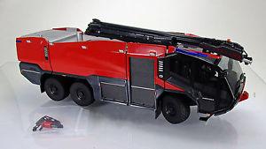【送料無料】模型車 モデルカー スポーツカー wiking 043049 feuerwehr rosenbauer flf panther 6x6 lscharm scale 1 43 neu ovp