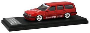 【送料無料】模型車 モデルカー スポーツカー ボルボエステートプロトタイプvolvo 850 estate btcc prototype red hpi 143 8156