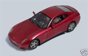 【送料無料】模型車 モデルカー スポーツカー フェラーリダークレッドferrari 612 scaglietti dark red 2004 redline 143 rl020