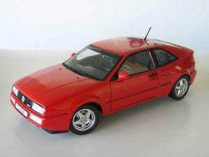 【送料無料】模型車 モデルカー スポーツカー revell vw corrado vr6 rot 118 limitiert 11000