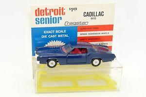 【送料無料】模型車 モデルカー スポーツカー デトロイトキャデラックエルドラド#cragstan detroit 143 cadillac eldorado 8110 avec sa boite sabra