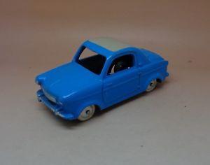 【送料無料】模型車 モデルカー スポーツカー ヌフancien quiralu vespa 400 rf 19 etat neuf 1958 143